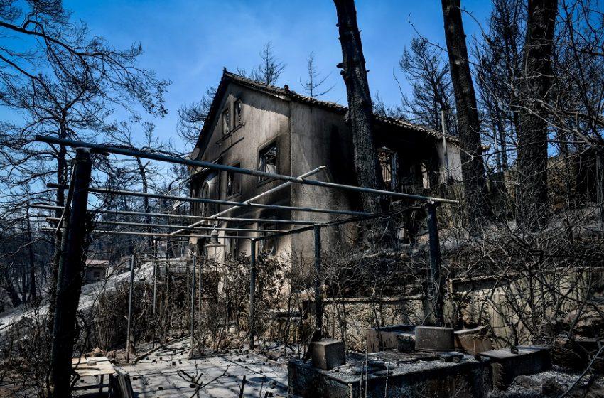 Επιστολή καταπέλτης πυρόπληκτου από τη Βαρυμπόπη: Δεν λάβαμε ούτε τα 600 ευρώ για άμεση βοήθεια