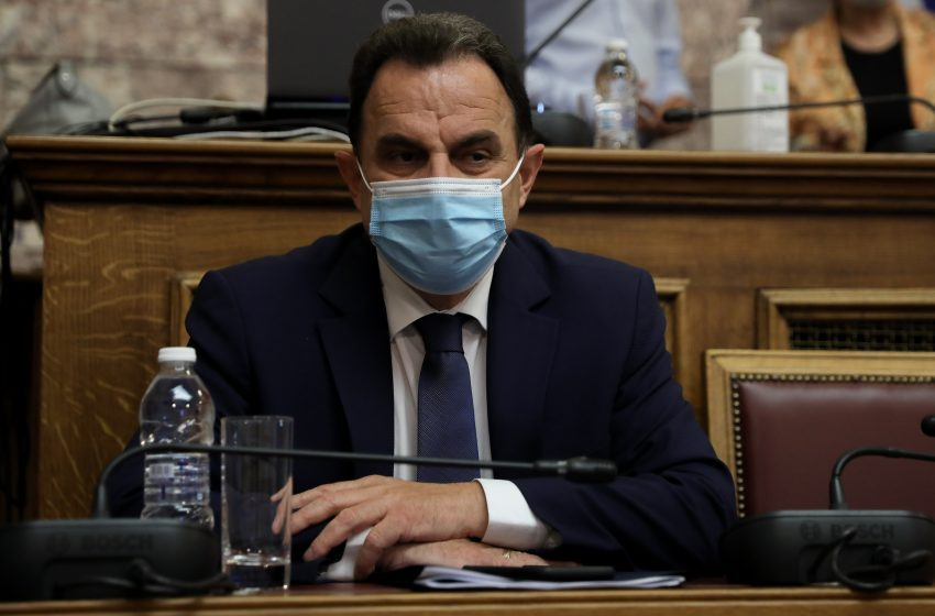 Γεωργαντάς: Πάνω από 8.000 υγειονομικοί έχουν κλείσει ραντεβού για εμβολιασμό