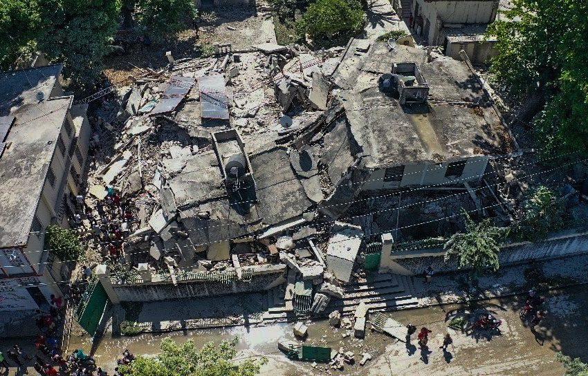 Σεισμός:Το φονικό ρήγμα που ξαναχτύπησε μετά από 11 χρόνια στην Αϊτή