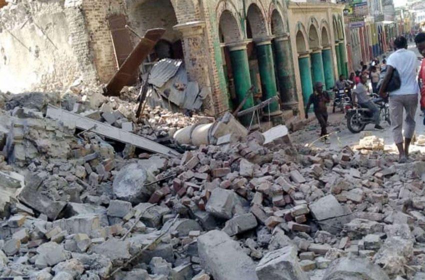 Φονικός σεισμός 7,2 Ρίχτερ στην Αϊτή – Ανεβαίνει ο αριθμός των θυμάτων, εκατοντάδες αγνοούμενοι – Η ανακοίνωση του καθηγητή Λέκκα
