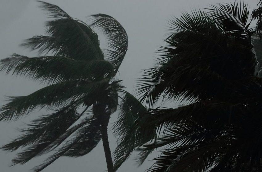 """Υπό την απειλή της """"Χένρι"""" οι ΗΠΑ – Έφτασε στη στεριά η τροπική καταιγίδα"""