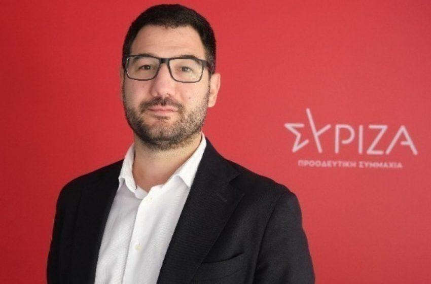 Ηλιόπουλος: Έρμαιο πιέσεων ο Μητσοτάκης για τον ανασχηματισμό
