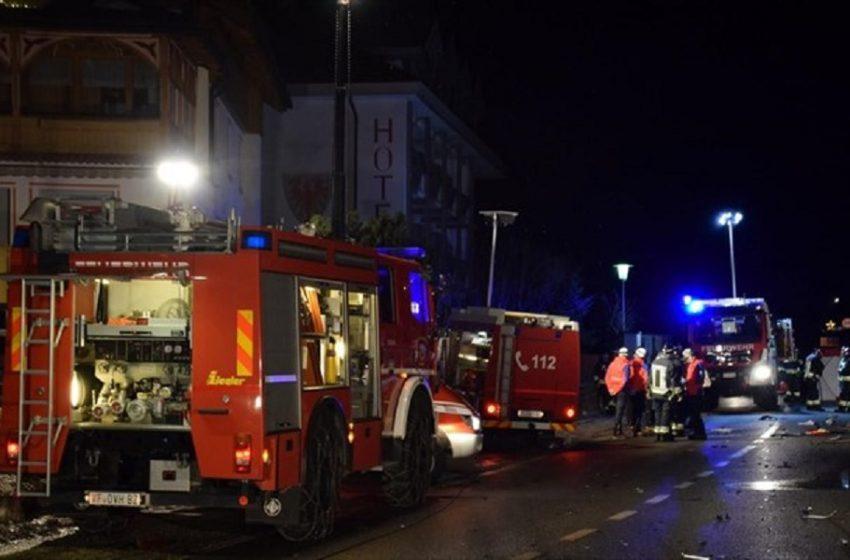 Ιταλία: Πυρκαγιά σε ουρανοξύστη του Μιλάνου – Μεγάλες υλικές ζημιές