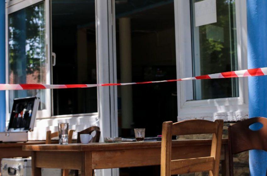 Λάρισα: Στα κρατητήρια του Αστυνομικού Μεγάρου ο 54χρονος για τη νέα γυναικοκτονία