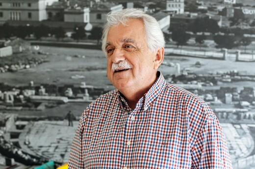 Ο Σταύρος Μπένος  επικεφαλής της Επιτροπής Ανασυγκρότησης της Εύβοιας