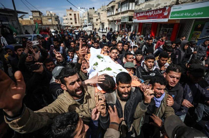 Παλαιστίνιος υπέκυψε από τα πυρά που είχε δεχθεί από Ισραηλινούς στρατιώτες