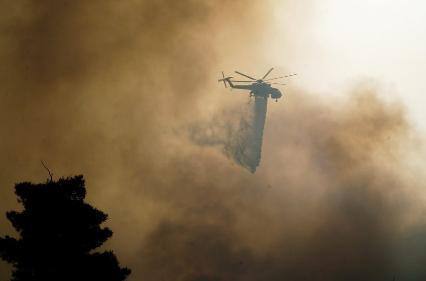 Πρώτος απολογισμός της καταστροφής – Τα πυρά της αντιπολίτευσης και οι αναφορές του Αστεροσκοπείου