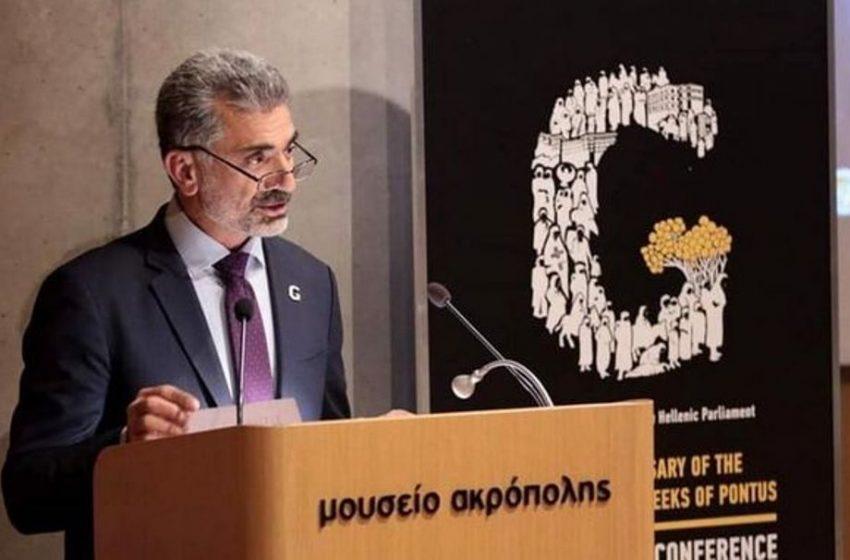 """Απελαύνει τον πρόεδρο των Ποντίων η Τουρκία – Βαρυθυμιάδης: """"Είπαν ότι είμαι επικίνδυνος και ανεπιθύμητος"""""""
