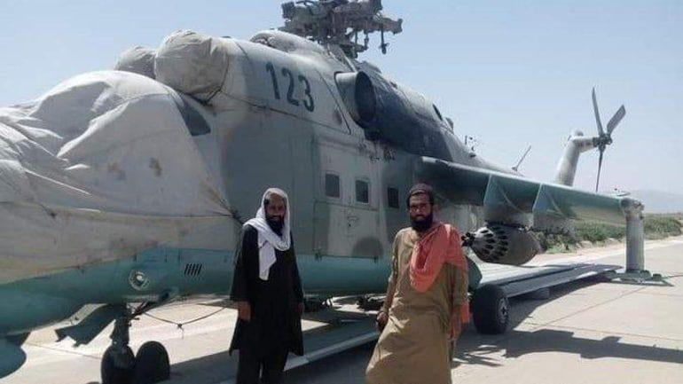 Στα χέρια των Ταλιμπάν αμερικανικά ελικόπτερα του στρατού του Αφγανιστάν