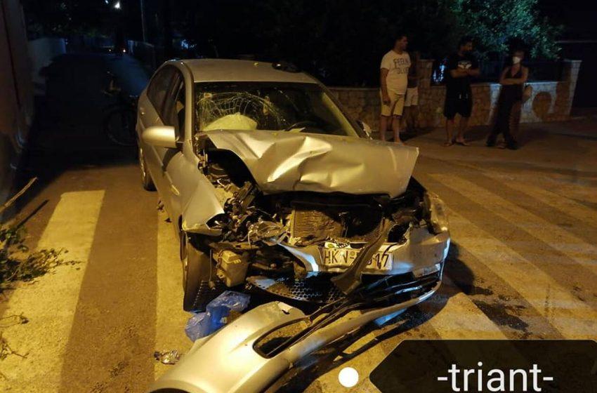 Τροχαίο σοκ στη Μεθώνη – Αυτοκίνητο έπεσε σε καφετέρια και σκότωσε 53χρονο
