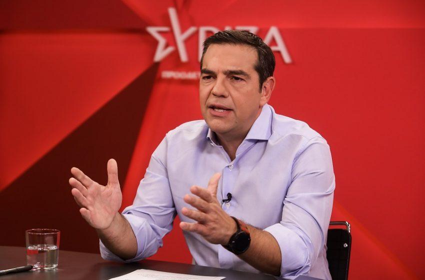 """Ανάλυση: Γιατί ο ΣΥΡΙΖΑ κρατά χαμηλούς τόνους – Οι """"αποκαλύψεις"""" στη συνέντευξη Τσίπρα"""