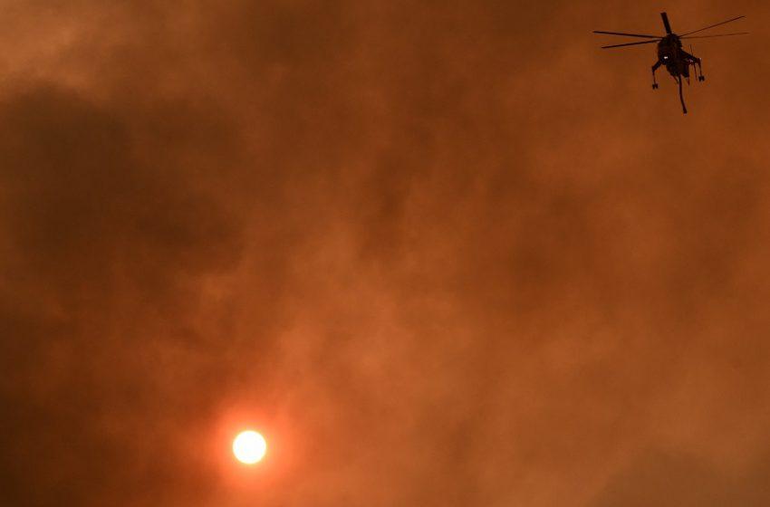 Meteo: Δείτε σε βίντεο την αποτύπωση της καταστροφής των πυρκαγιών του καλοκαιριού