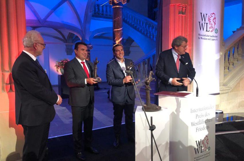 Τσίπρας: Στόχος της Συμφωνίας των Πρεσπών ήταν να ριζώσει βαθιά στις συνειδήσεις των λαών