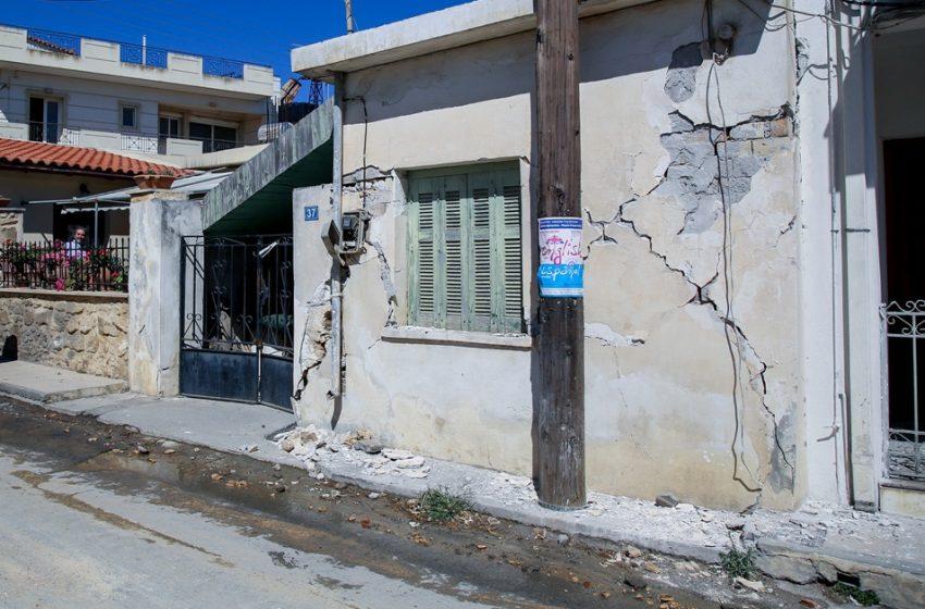 Αρκαλοχώρι: Έγιναν 2.800 μετασεισμοί – Το χωριό που καταστράφηκε στο 80%