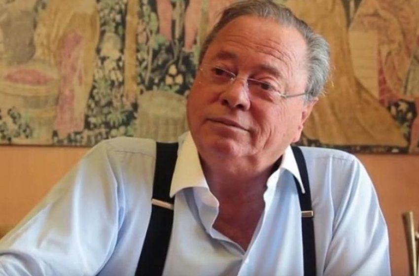 Πέθανε ο Βασίλης Κουρτάκης – Από τους πρωτεργάτες του εμφιαλωμένου κρασιού στην Ελλάδα
