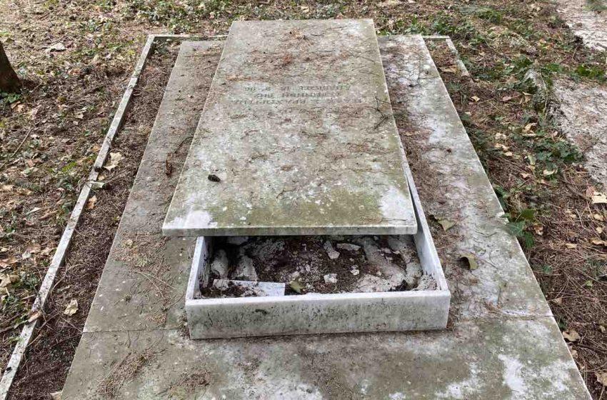 Γιάννενα:  Νέος βανδαλισμός στο εβραϊκό νεκροταφείο