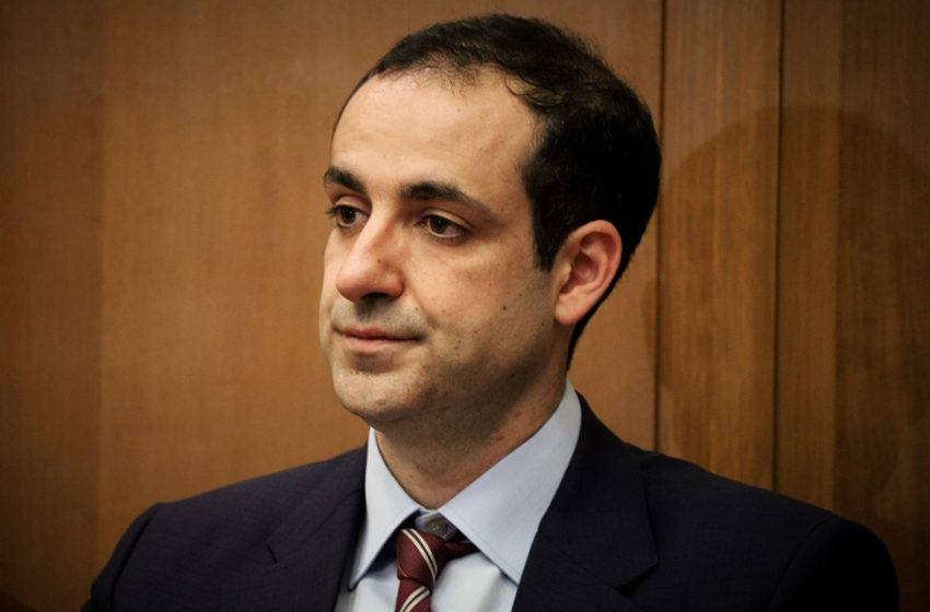 """Δημητριάδης: """"Θωρακίζουμε την Ελλάδα των επόμενων δεκαετιών"""""""