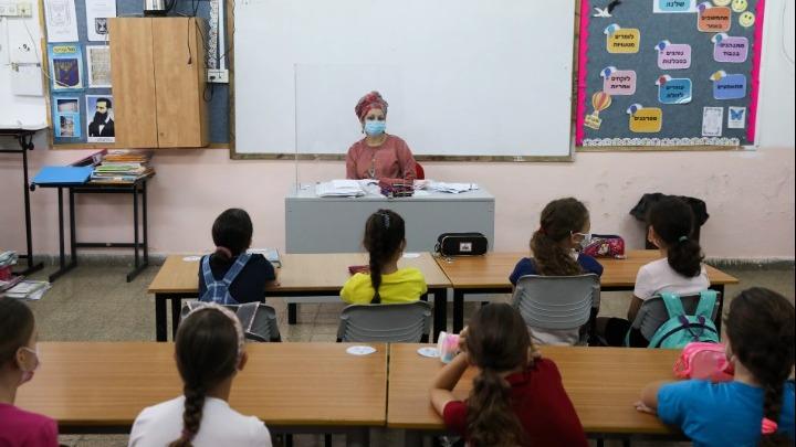 Ισραήλ: Επιστροφή στα σχολεία με μάσκες και rapid test