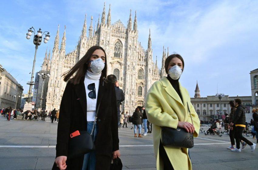 Ιταλία: Το 77,4% έχει εμβολιαστεί πλήρως κατά του κοροναϊού