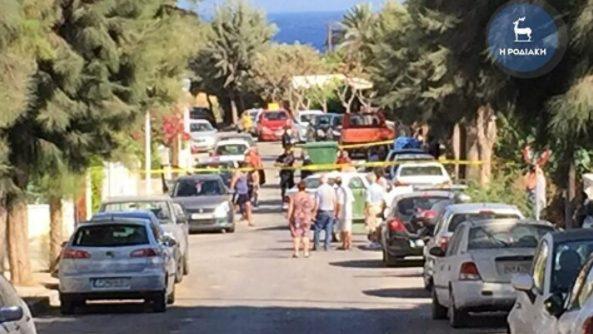 Αυτοκτόνησε ο δράστης της δολοφονίας στη Ρόδο