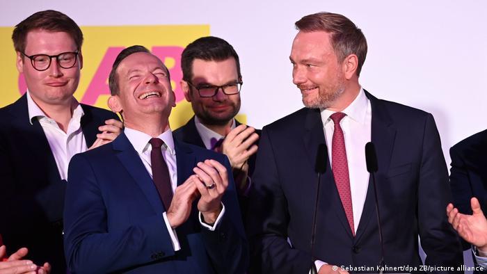 Τι είναι οι Γερμανοί Φιλελεύθεροι (FDP);- Ο Λίντνερ και η ιστορία του κόμματος-ρυθμιστή