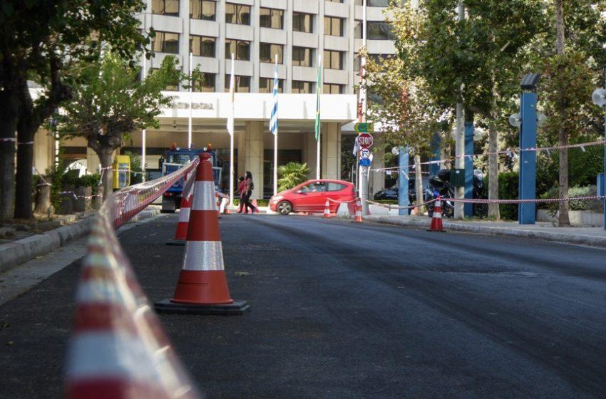 MED9:Απροσπέλαστο το κέντρο της Αθήνας