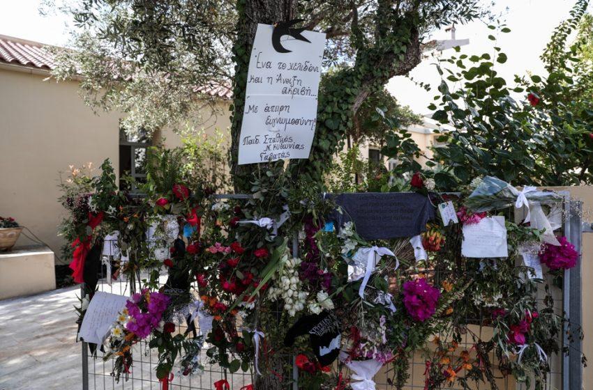 Στον Γαλατά Χανίων για το τελευταίο αντίο ο Μίκης Θεοδωράκης