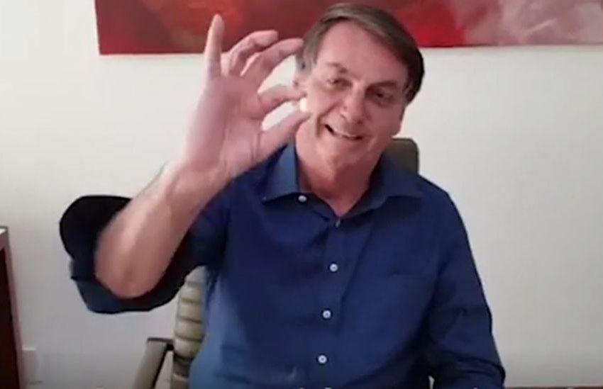 """Σοκ στην Βραζιλία: Δοκίμαζαν σε ασθενείς την …""""θαυματουργή θεραπεία"""" για τον κοροναϊό που διαφήμιζε ο Μπολσονάρου"""
