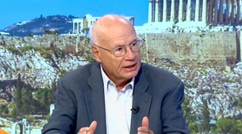 """Γερ.Παπαδόπουλος:"""" Έχουν γίνει 1.700 σεισμοί στην Θήβα από τον Ιούλιο"""""""
