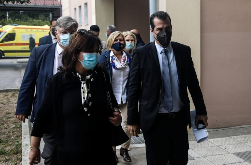 Lockdown στη Θεσσαλονίκη: Δεν τίθεται θέμα μέτρων, δηλώνει ο Πλεύρης – Προληπτική η επίσκεψη
