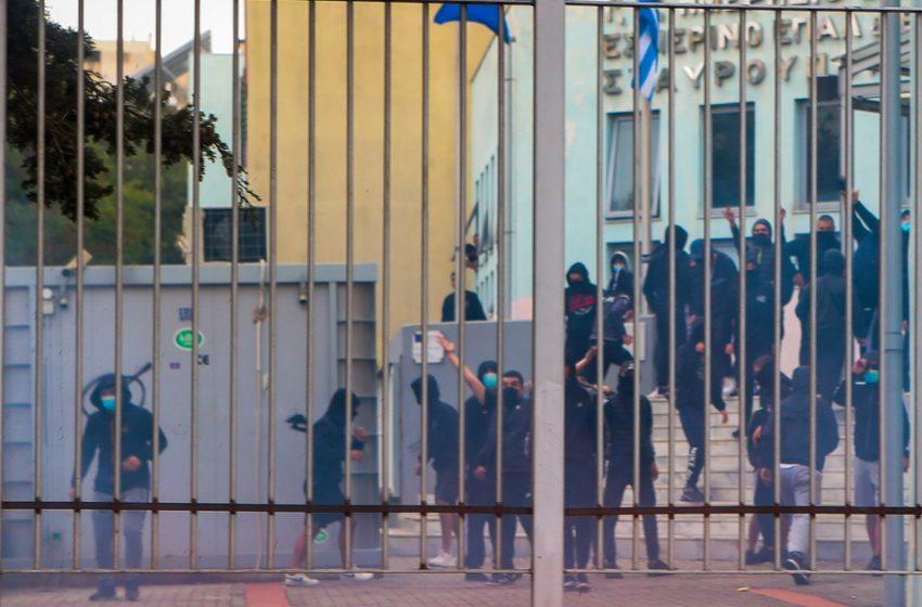 Σταυρούπολη: 5 συλλήψεις και 23 προσαγωγές από τα επεισόδια στα ΕΠΑΛ