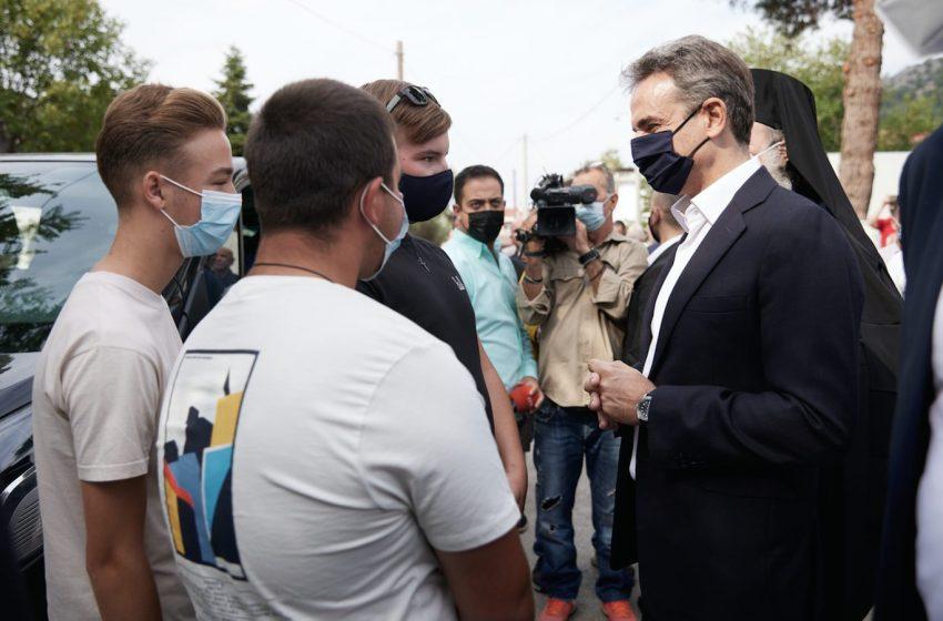 """Δήμαρχος Τυρνάβου στον Μητσοτάκη: """"Τηρήσατε τη δέσμευσή σας"""""""