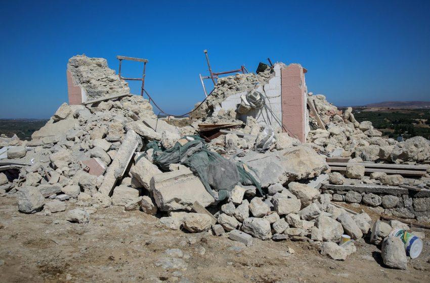 """Σεισμός στην Κρήτη: Ενεργοποιήθηκε το σχέδιο """"Εγκέλαδος"""""""