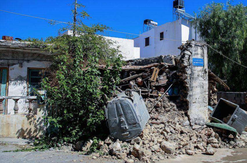 Σεισμός στην Κρήτη: Θρήνος για τον 62χρονο – Ήταν παράγοντας στο τοπικό ποδόσφαιρο