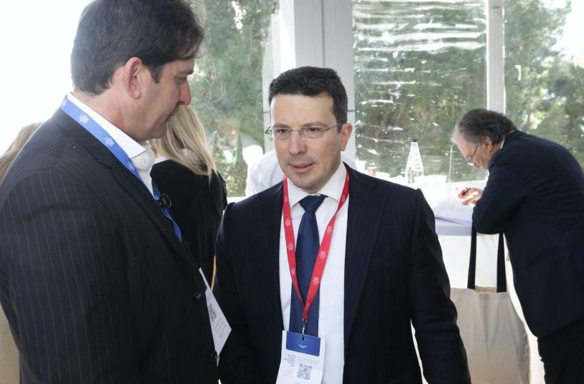 Ο Ριχάρδος Λαμπίρης είναι ο νέος πρόεδρος του Διεθνούς Αερολιμένα Αθηνών