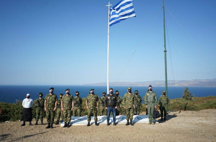 """Στη Χίο διεξήχθη η τελική φάση της άσκησης """"Παρμενίων 21"""" (εικόνες)"""