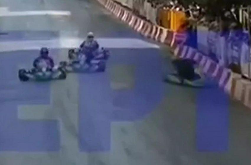 Πέντε συλλήψεις για τον βαρύ τραυματισμό του 6χρονου σε αγώνες καρτ