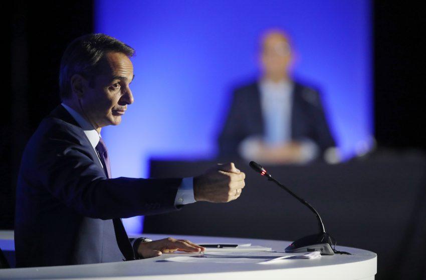 Μητσοτάκης στη ΔΕΘ: Αποκλείεται η συνεργασία με το δεύτερο κόμμα – Θα διεκδικήσουμε αυτονομία