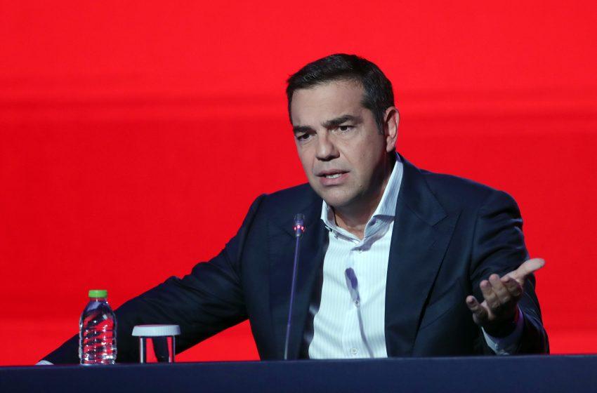 Τσίπρας: Στην Αυστρία οι θεσμοί λειτούργησαν, στην Ελλάδα εκκωφαντική σιωπή