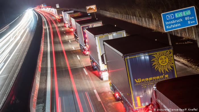 H Γερμανία ζητάει 80.000 οδηγούς φορτηγών- Τεράστιες ελλείψεις στην τροφοδοσία