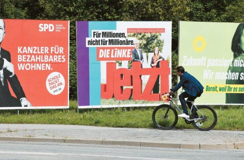 """Γερμανία: Στο 4% η """"ψαλίδα"""" SPD με CDU/CSU σε νέα δημοσκόπηση"""