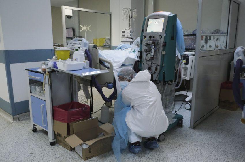 Ηράκλειο Κρήτης: Πέθανε από κορoναϊό 62χρονη ανεμβολίαστη γιατρός