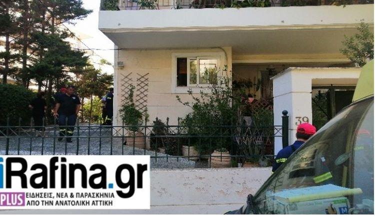Σοκ στη Ραφήνα: Άνδρας βρέθηκε κρεμασμένος σε μπαλκόνι