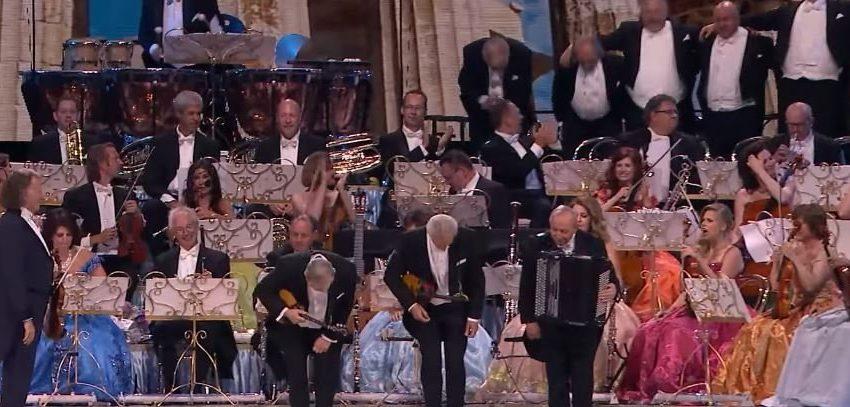 "Thank you Mikis: Viral το ""αντίο"" διάσημου Ολλανδού βιολιστή στον Μίκη (vid)"