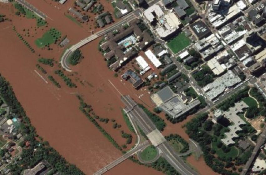 Μπάιντεν: Ταξιδεύει στην πληγείσα από τον κυκλώνα Άιντα Λουιζιάνα