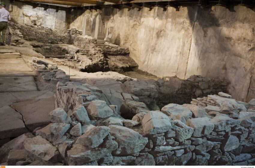 Θεσσαλονίκη: Προσφυγή 304 κατοίκων για τα αρχαία στη Βενιζέλου