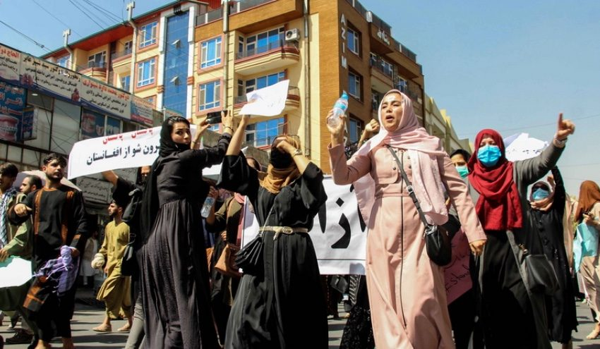 Οι Ταλιμπάν στο Αφγανιστάν, απαγορεύουν στις γυναίκες να παίζουν αθλήματα