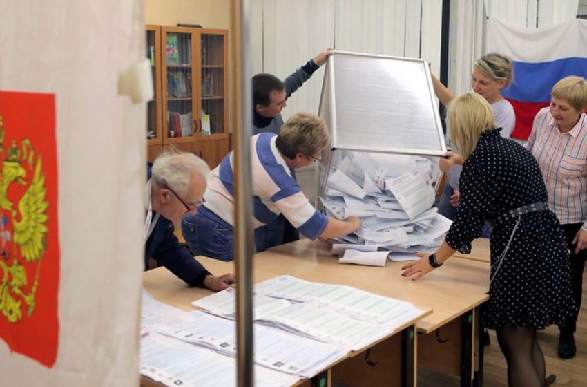 Ρωσία: Εκατοντάδες διαδήλωσαν στη Μόσχα για να καταγγείλουν τα αποτελέσματα των βουλευτικών εκλογών