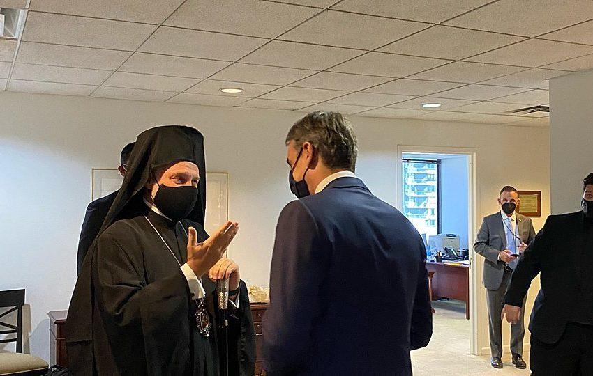 Συνάντηση Μητσοτάκη-Ελπιδοφόρου: Δεν υπάρχει πια θέμα με την Αρχιεπισκοπή