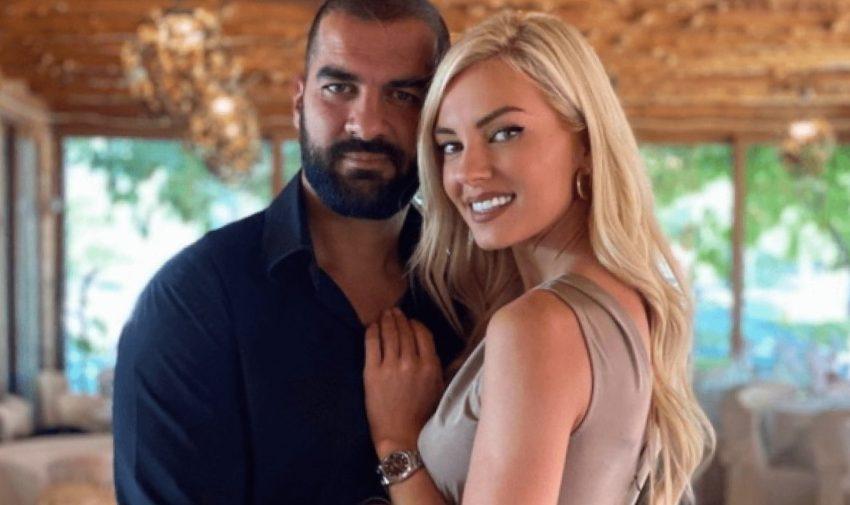 Παντρεύτηκαν με πολιτικό γάμο Τζούλια Νόβα – Μιχάλης Βιτζηλαίος